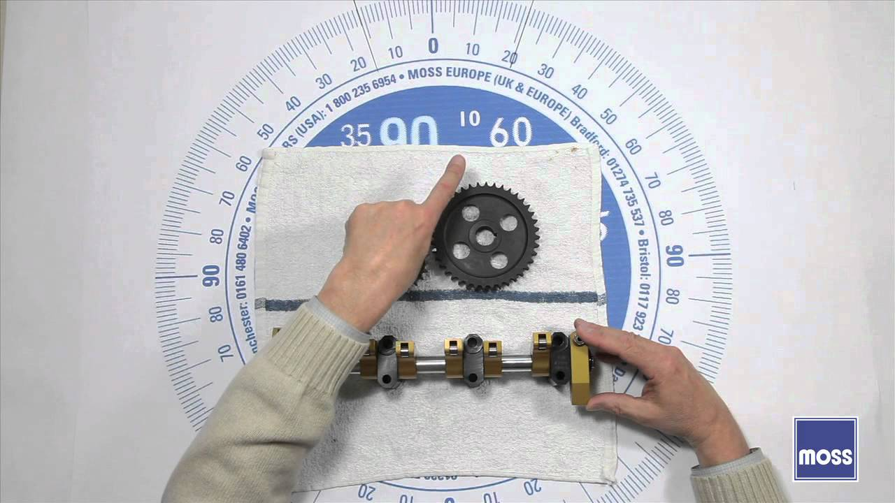 Timing Gears Marks Part 3 Aligning The Cam Gear Youtube Drive Motorcycle Engine Diagrams