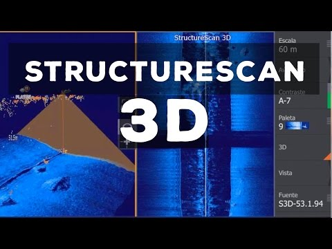 Repeat Lowrance 3d structure scan by Brad P - You2Repeat