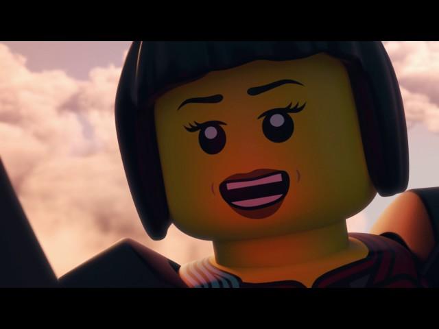 Verdwaald in de tijd - LEGO Ninjago - Seizoen 7 episode 10