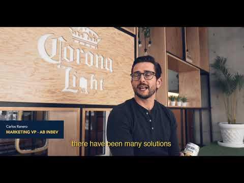 Así es como una cervecera en México quiere terminar con el plástico de los six-pack: latas metálicas modulares