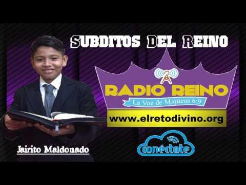 QUE NADIE ARREBATE TU CORONA por Jairito Maldonado en RADIO REINO