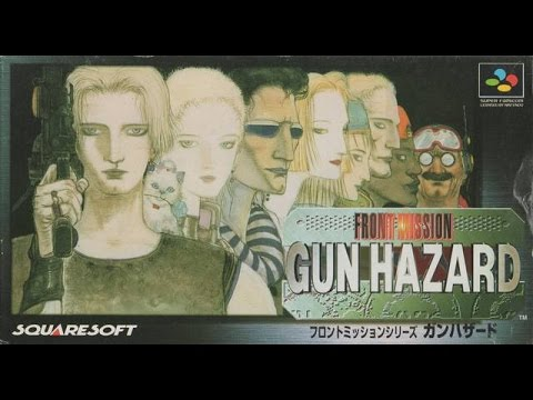 Let's Look At: Front Mission: Gun Hazard Part 2