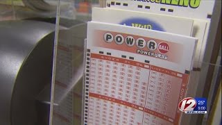 Countdown to Record Powerball Drawing