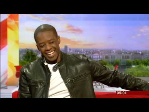 UNDERCOVER Adrian Lester Interview