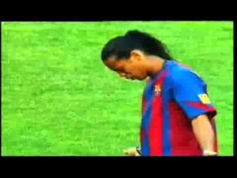 Ronaldinho vs Cristiano Ronaldo thumbnail