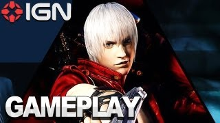 Devil May Cry HD Collection: DMC3 - Sword Gameplay