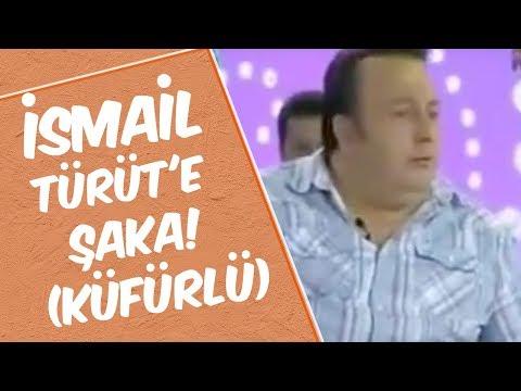 Mustafa Karadeniz - İsmail Türüt'e Şaka Yaptı (Küfürlü)