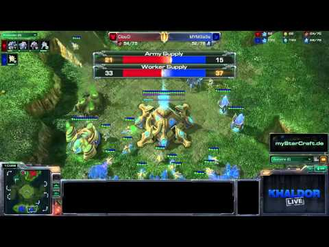 #60/2011 - ClouD(T) vs. SaSe(P) - StarCraft 2