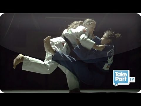 Incredible Slow Motion Judo Moves as Jordan Trains for Paralympics -- Blind Judoka Episode 6 Extra