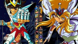 Saint Seiya  GAME Mugen 2.0 by MugenMundo #Mugen #AndroidMugen