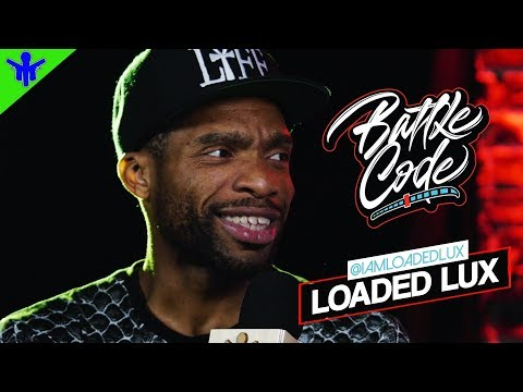 Loaded Lux Talks Falling Out With Charlie Clips + More on #BattleCode | RapMatic