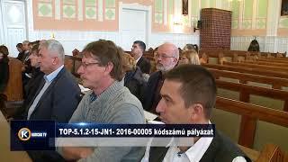 FOGLALKOZTATÁSI FÓRUM ÜLÉSE INTERJÚ DOMOKOS GYULÁVAL