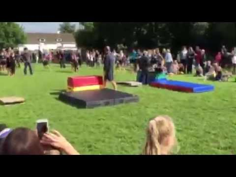 Excelsior ADC Summer Fayre Gymnastics Display 2016