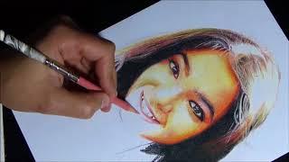 Drawing Anushka Sen