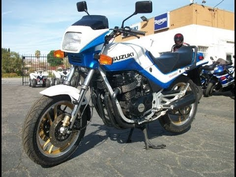 1985 suzuki gs550e for sale on ebay auction - youtube