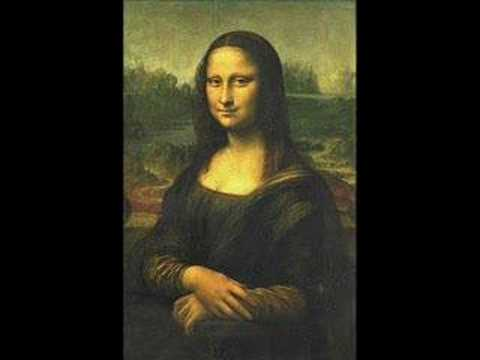 Mona Lisa Leonardo da Vinci Louvre - YouTube Da Vinci Mona Lisa