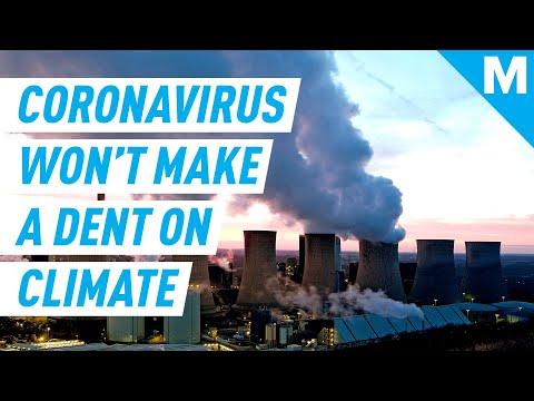 Will Coronavirus Help Fight Climate Change? | Mashable News