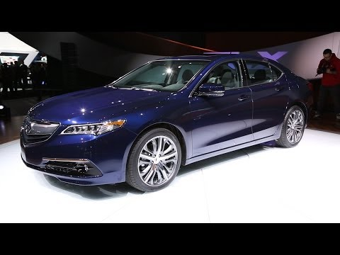 2015 Acura TLX preview | Consumer Reports