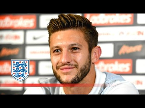 """Lallana """"impressed"""" with Allardyce & """"delighted"""" for Antonio call-up 