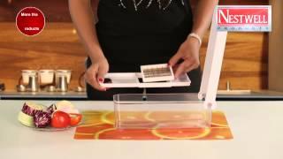 Nestwell Fruit & Veg  Cutter Deluxe Code N 51