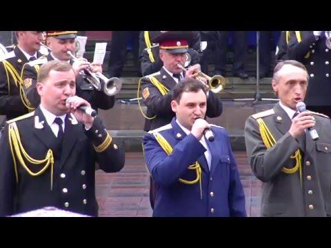 Фестиваль духовых оркестров Концерт Одесса 2016.04.10 H04