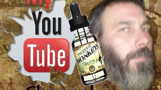 "Twelve Monkeys, ""Tropika"" eJuice Review"