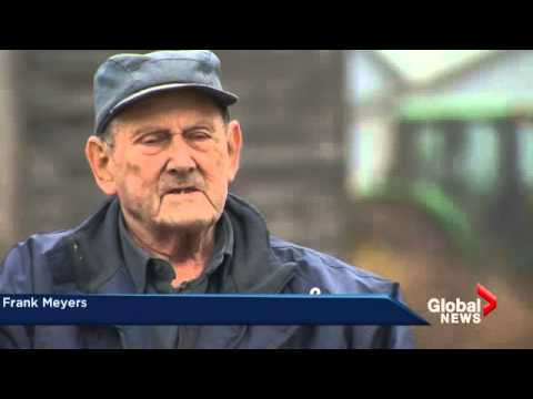 Feds expropriate elderly farmer's family land
