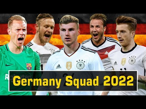 Germany 2022 Qatar World Cup Team | Seven New Star Player By Sports Fact