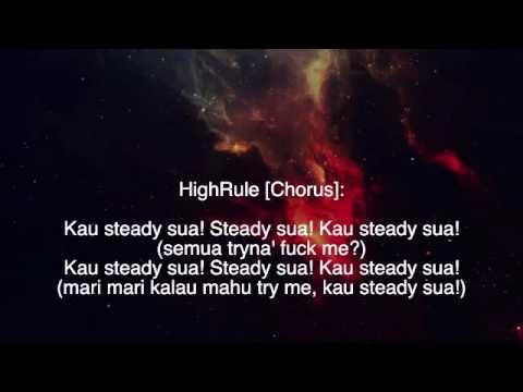 Benzoloo Ft. Highrule - Kau Steady Sua