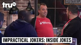 Impractical Jokers: Inside Jokes - Joe's Almost Fall | truTV