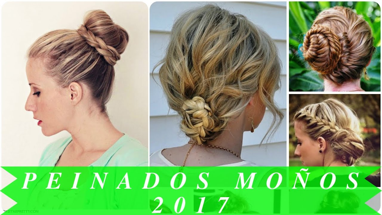 Peinados mo os 2017 youtube - Peinados monos modernos ...