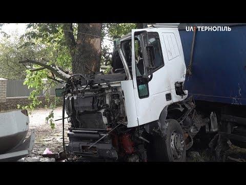 UA: Тернопіль: Один водій загинув та один травмувався внаслідок аварії поблизу села Озерна