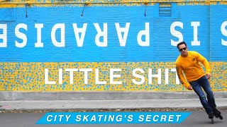 City Skating's About The Little Shit