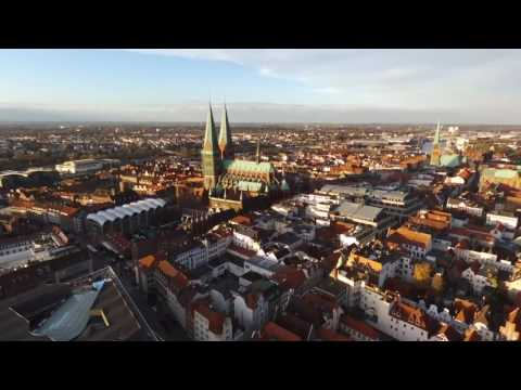 Lübeck from Above