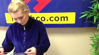 Hutchco Sign Holder /pocket Combo Pop Displays