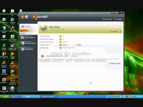 Avast Hack!!! - Update WITHOUT INTERNET CONNECTION (offline)