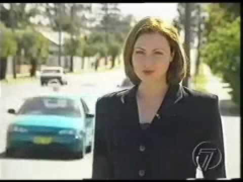 Australian News Reporter- 'Thanks Fuckwit'