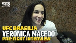Veronica Macedo Discusses 'Heartbreaking' Fight Cancelations, UFC Brasilia Return - MMA Fighting