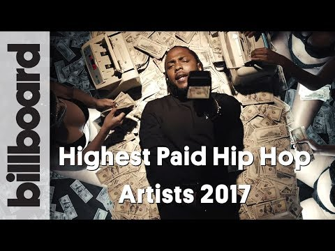 Top 20 Highest Paid Hip Hop Artists of 2017 | Billboard
