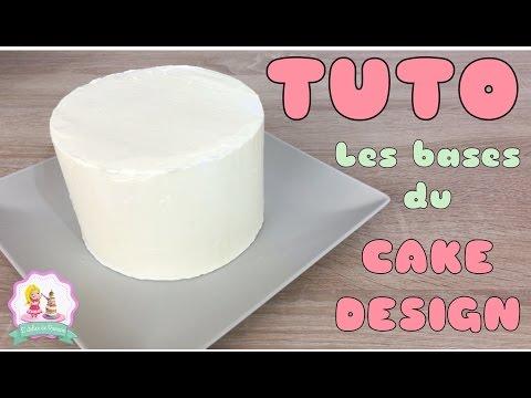 ♡•-comment-cuire,-garnir-et-lisser-un-gÂteau-cake-design-?-recette-molly-cake-•♡
