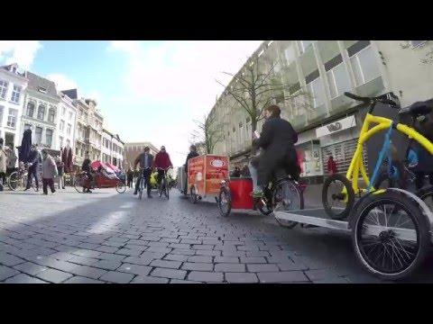 ICBF2016 Cargo Bike Parade