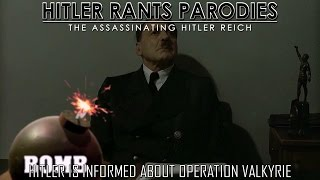 Hitler is informed about Operation Valkyrie