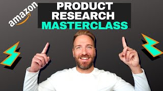 COMPLETE Amazon FBA Product Research Step by Step Tutorial 2021 [MASTERCLASS]