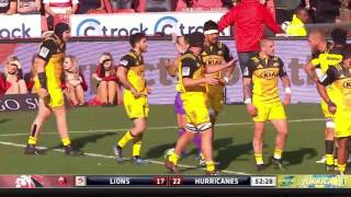 SEMIFINAL HIGHLIGHTS: Lions v Hurricanes