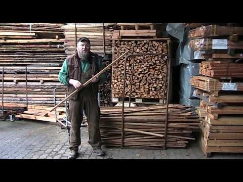 The Stack: episode 1 - air drying lumber