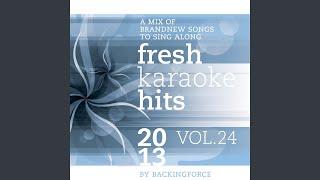 Bruises (Originally Performed by Ashley Monroe & Train) (Karaoke Version)