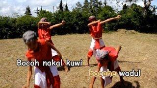 Bocah Nakal - Taman Siswa