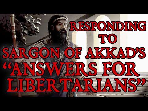 Responding to Sargon