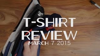 T-SHIRT REVIEW :: JOHNNY CUPCAKES