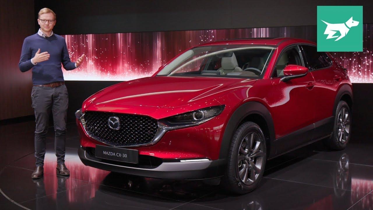 Mazda CX-30 2020 review walkaround - YouTube